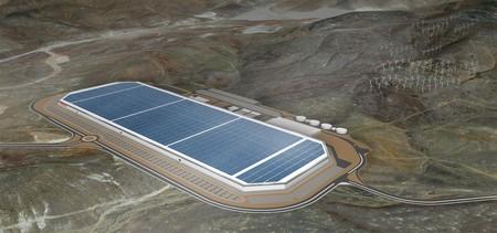 Tesla Gigafactory Render Final