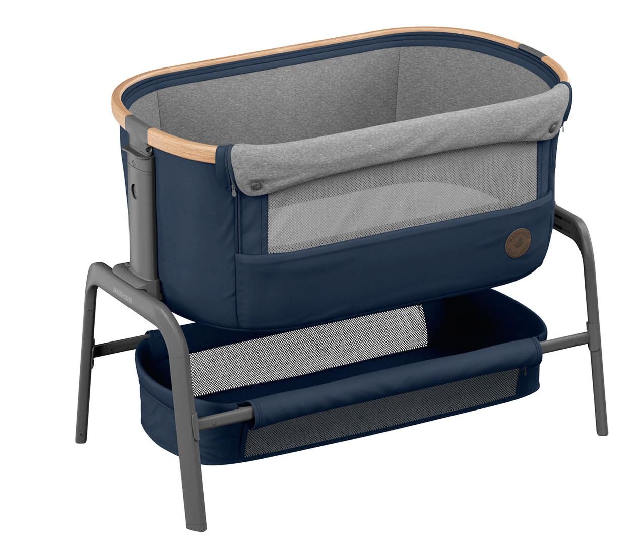 MAXI-COSI  Cuna de Viaje de Colecho Maxi-Cosis Iora Essential Blue azul