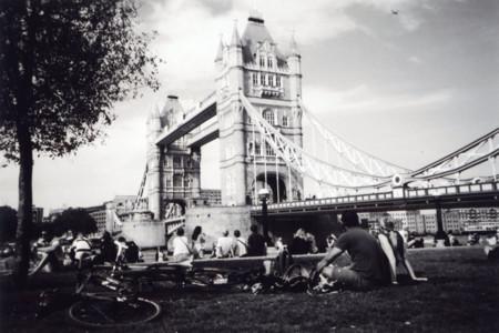 Vagabundos, cámaras desechables, 12 fotos de Londres y una campaña de crowdfunding