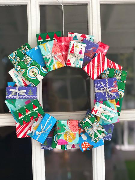 Siete manualidades baratas y muy fáciles para una Navidad decorada con originalidad