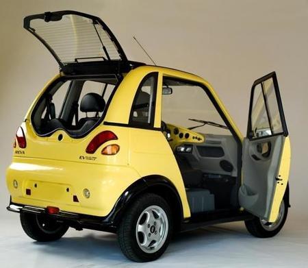 Reva, un coche eléctrico que puedes comprar ya