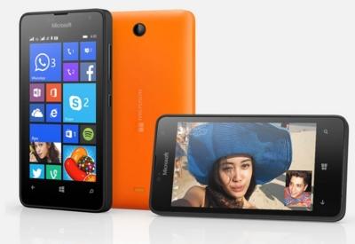 Microsoft Lumia 430, un gama baja con Windows Phone por sólo 70 dólares