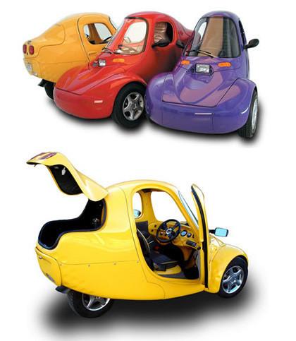 NmG de Myers Motors, un vehículo eléctrico personal