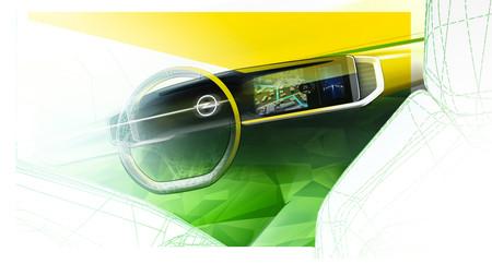 El SUV eléctrico Opel Mokka-e estrenará una gran pantalla doble que presidirá un salpicadero con aire premium