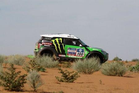 X-Raid tendrá cinco unidades del Mini All4 en el Dakar 2012