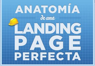 Infografía: En busca de la landing page perfecta