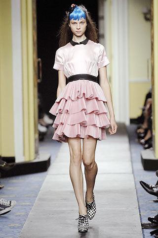 Luella en la Semana de la Moda de Londres Primavera/Verano 2008