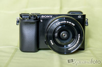 Sony A6000, análisis