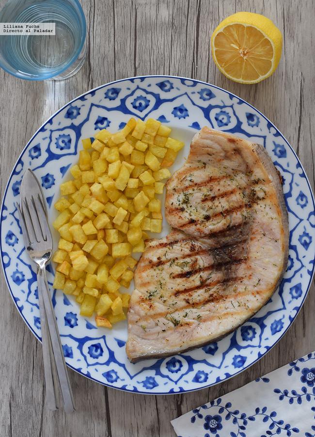 Siete formas saludables de cocinar y que son las mejores for Cocinar pez espada a la plancha