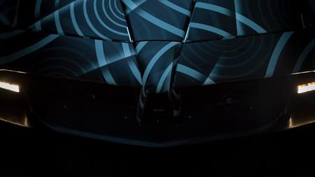 El Pagani Huayra Roadster se insinúa antes de su debut en el Salón de Ginebra
