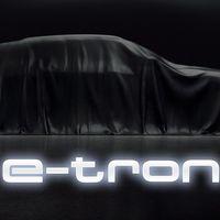 Audi presentará el nuevo E-Tron en septiembre