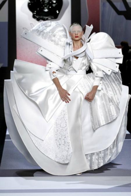 viktor rolf vestido novia