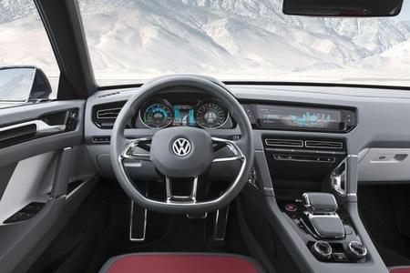 Volkswagen Cross Coupé salpicadero 02