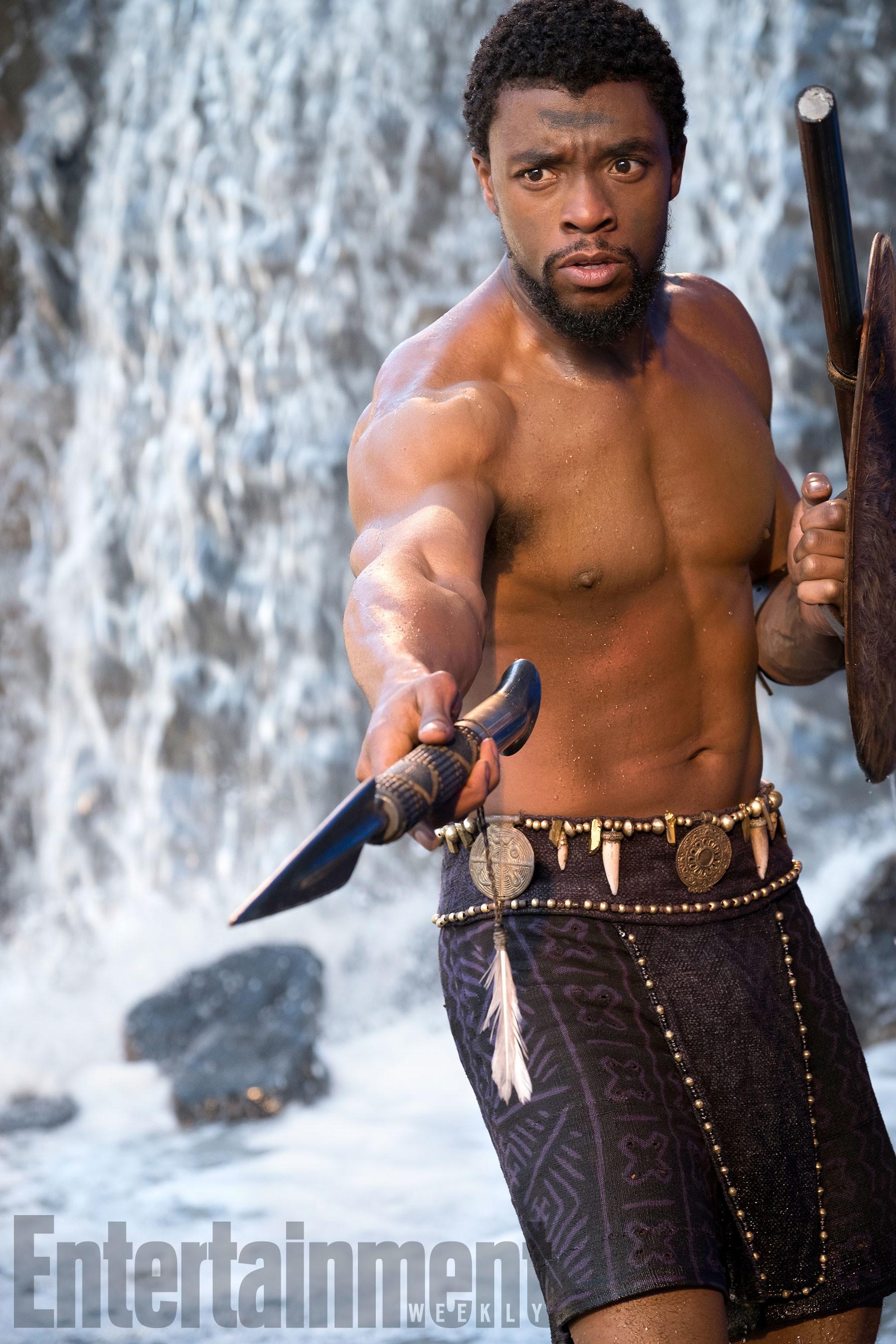 Foto de Nuevas imágenes oficiales de 'Black Panther' (10/20)