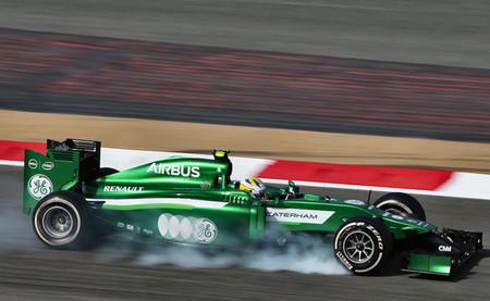 Marcus Ericsson 2014 F1 Baréin