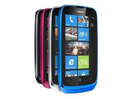 Nokia Lumia 610 tiene la capacidad de funcionar como Hotspot
