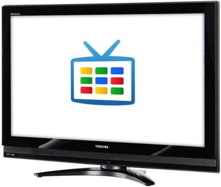 Toshiba va a presentar productos Google TV en enero