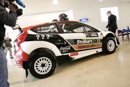 Mads Ostberg y Kimi Raikkonen presentan sus decoraciones