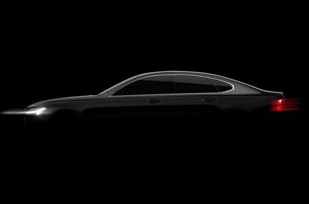 Volvo nos pone los dientes largos con el teaser del S90