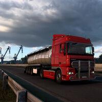 Las carreteras y camiones de Euro Truck Simulator 2 brillarán mejor que nunca con su nuevo parche para la iluminación