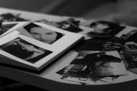 organizar fotos para un álbum fotográfico