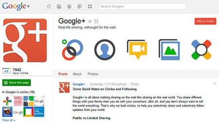Tres novedades que pronto veremos en las páginas de empresa de Google+