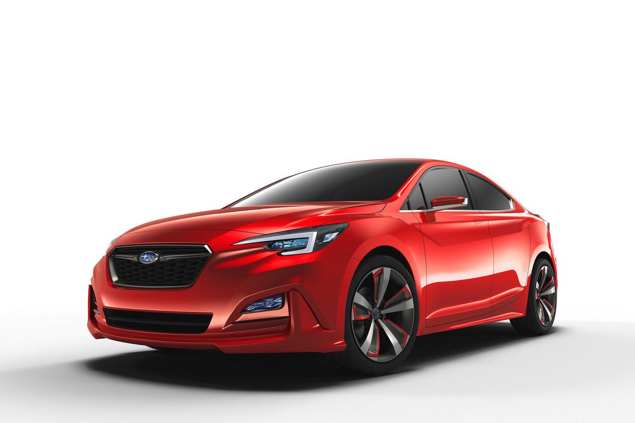 Foto de Subaru Impreza Sedan Concept (1/20)