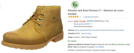 5ca6aa51aa1 Dónde comprar más baratas y al mejor precio unas Panama Jack