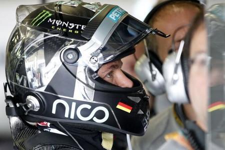 Nico Rosberg se hace fuerte en casa del enemigo. Ferrari y Williams eliminados en la Q1