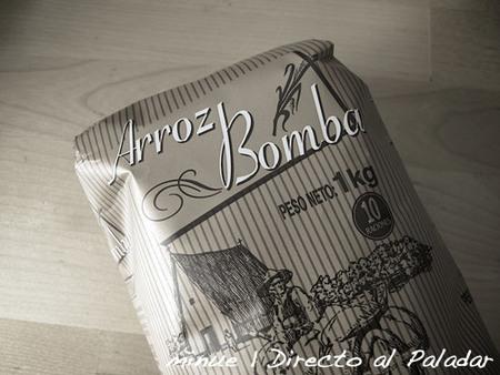 Arroz Bomba