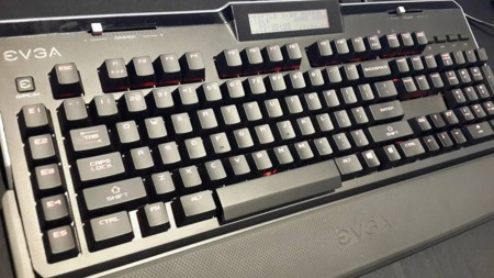 Evga Keyboard Mechanical Computex15