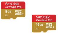 SanDisk Extreme Pro, las microSD más rápidas del mundo