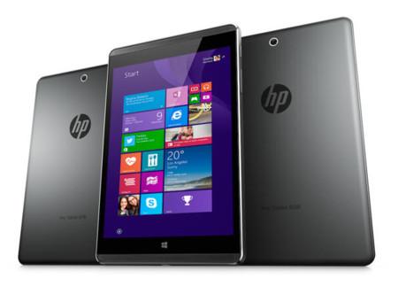 HP Pro Tablet 608, los tablets con Windows 10 también llegarán al sector empresarial