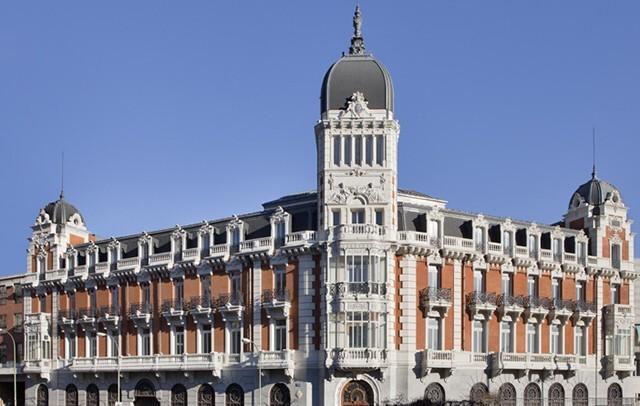 Casa Decor Madrid 2012 fachada del edificio