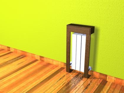 Para la mini-entrada de tu mini-piso