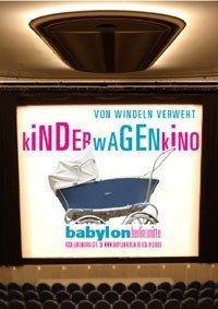 Al cine con bebés en Alemania