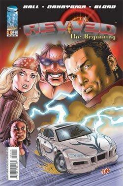 Revved: The Beginning, el comic de Mazda
