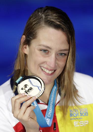 Mireia Belmonte bate todos los récords. Recordamos cinco momentos en los que explotó la carrera de la deportista española más admirada