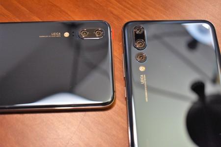 Huawei P20 Pro Camara