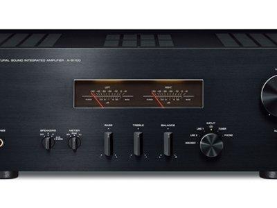 El nuevo amplificador de Yamaha viene con un bonito diseño de aspecto clásico