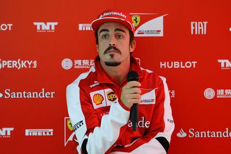Fernando Alonso cree en un futuro junto a Ferrari