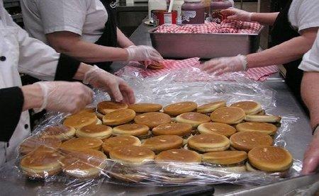 ¿Sabemos lo que comen los niños en el colegio?