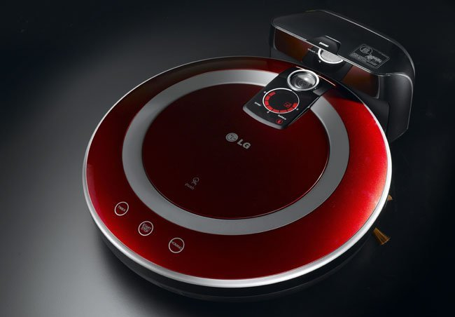 Aspiradora-Robot LG Hom-Bot 1