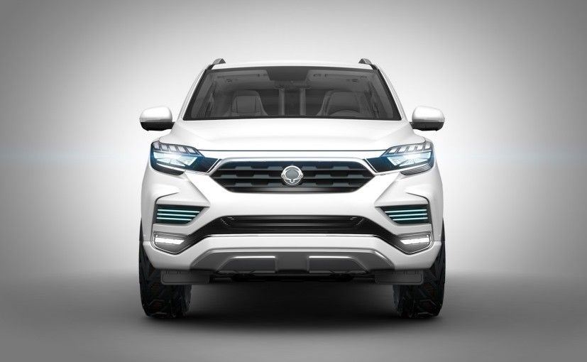 Ssang Yong LIV-2 Concept