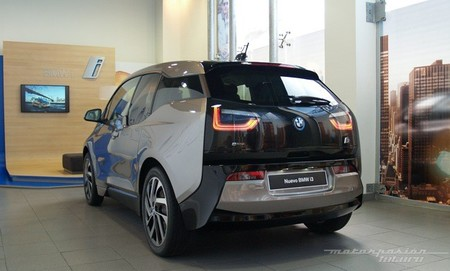 BMW i3 Madrid exterior 05