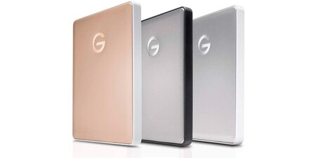 G Technology G Drive Mobile Usb C