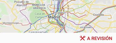 Google Maps ya muestra las redes de tren y metro: así se usa la capa de transporte público