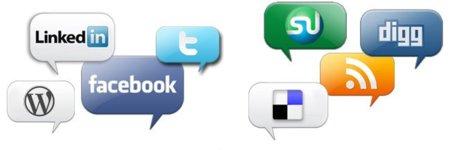 Cinco plugins para Wordpress para compartir contenidos en redes sociales (AddtoAny)