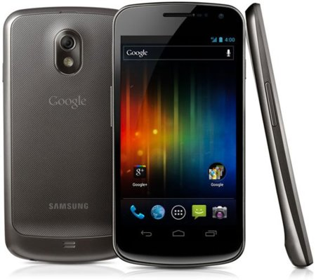 ¿Dónde está el truco en la pantalla del Samsung Galaxy Nexus?