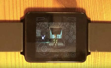 Imperdible: emuladores de N64 y PlayStation ejecutándose en Android Wear